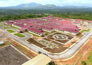Konongo District Hopital (60 bed)